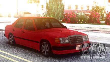 Mercedes-Benz W124 1-ST Generation LQ pour GTA San Andreas