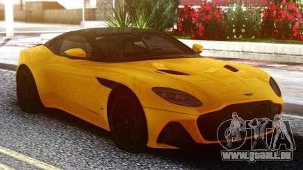 Aston Martin DBS Supperleggera 2019 für GTA San Andreas
