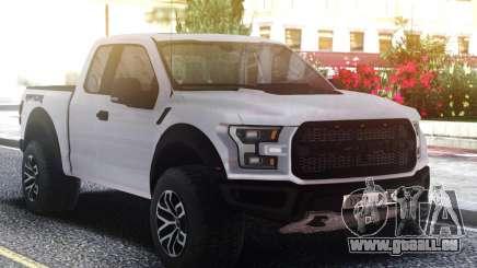 Ford Raptor 2018 für GTA San Andreas