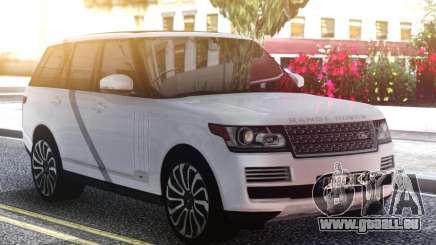 Range Rover Autobiography pour GTA San Andreas
