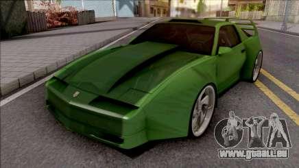Pontiac Trans AM 1987 Green für GTA San Andreas