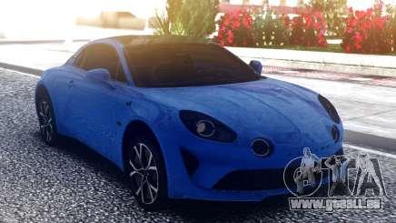 Renault Alpine A100 pour GTA San Andreas