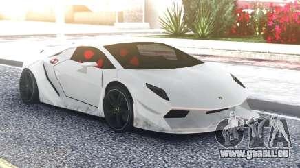 Lamborghini Sesto Elemento LQ pour GTA San Andreas