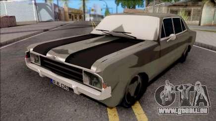 Opel Rekord C Sedan 4 Doors 1968 für GTA San Andreas