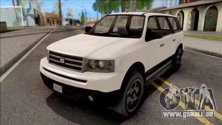 GTA V Dundreary Landstalker für GTA San Andreas
