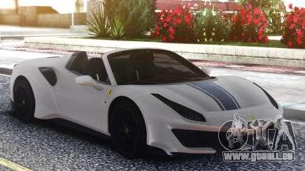 Ferrari 488 Pista Spider 2019 pour GTA San Andreas