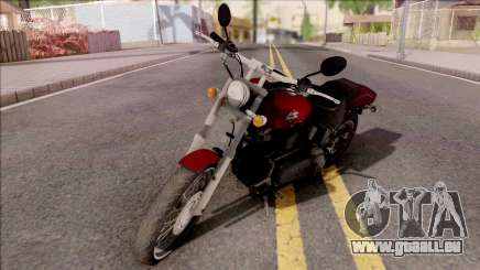 Harley-Davidson FXSTB 1998 Night Train pour GTA San Andreas