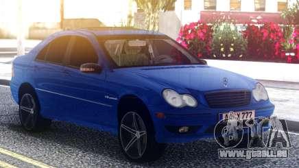 Mercedes-Benz C32 pour GTA San Andreas