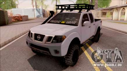 Nissan Frontier 4x4 SUV pour GTA San Andreas