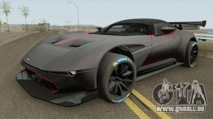 Aston Martin Vulcan HQ 2016 pour GTA San Andreas