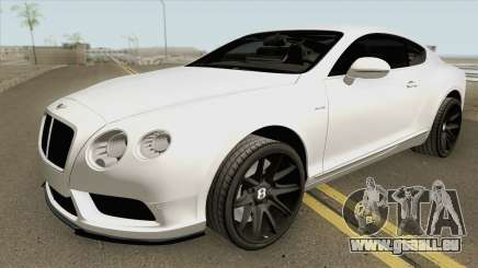 Bentley Continental HQ pour GTA San Andreas