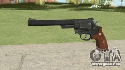 Smith And Wesson M29 Revolver (Black) pour GTA San Andreas
