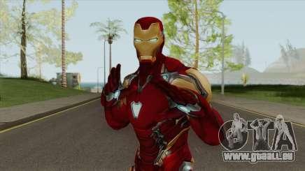 Iron Man Mark 85 Metallic pour GTA San Andreas