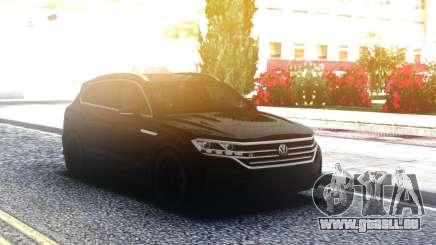 Volkswagen Touareg 3.0 TFSI À 340 л.с. La roue d'entraînement pour GTA San Andreas