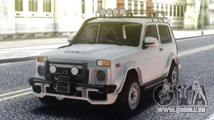 VAZ-2121 pour GTA San Andreas