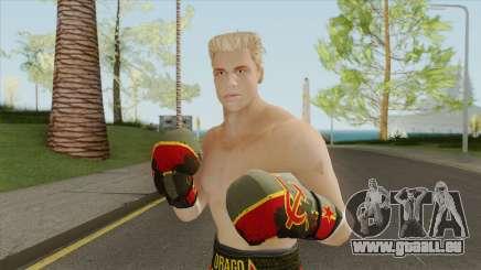 Ivan Drago (Dolph Lundgren) pour GTA San Andreas