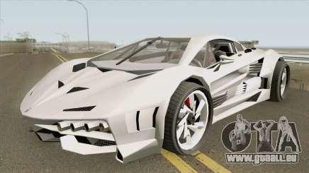 Pegassi Lampo X19 GTA V für GTA San Andreas