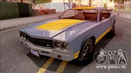 GTA V Declasse Sabre Turbo pour GTA San Andreas