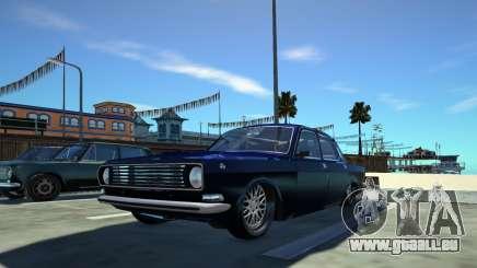 GAZ 24 Low Classic pour GTA San Andreas