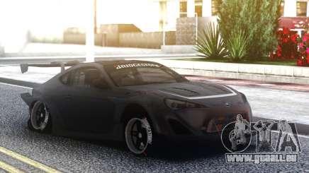Toyota GT 86 Tuned für GTA San Andreas