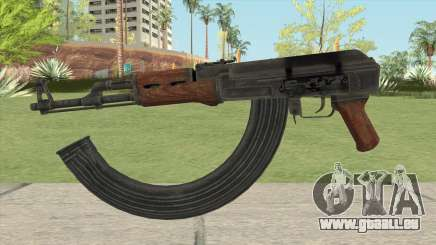 AK-47 Normal pour GTA San Andreas