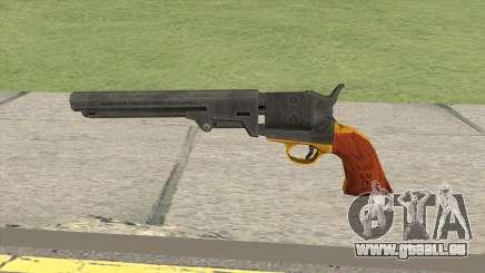 Colt 1851 Navy Revolver pour GTA San Andreas