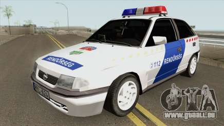Opel F Astra Classic (Hungarian Police) V2 für GTA San Andreas