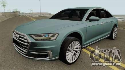 Audi A8 2018 IVF pour GTA San Andreas