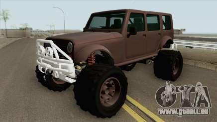 Canis Mesa GTA V pour GTA San Andreas