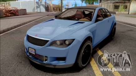 GTA V Ubermacht Sentinel pour GTA San Andreas