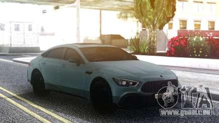 Mercedes-Benz GT-63 Brabus für GTA San Andreas