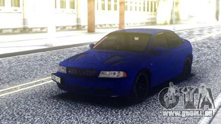Audi S4 Original Blue pour GTA San Andreas