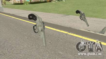 SW Hammerless Revolver pour GTA San Andreas