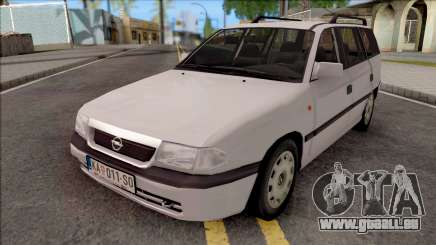 Opel Astra F Kombi 2001 für GTA San Andreas
