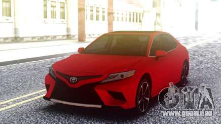 Toyota Camry XSE V6 3.5 2018 LQ pour GTA San Andreas