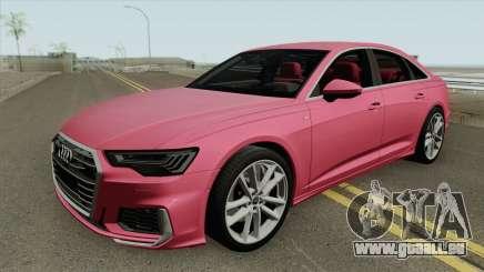 Audi A6 C8 2019 pour GTA San Andreas