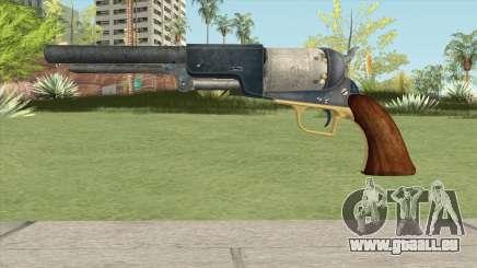 Colt Walker Revolver für GTA San Andreas