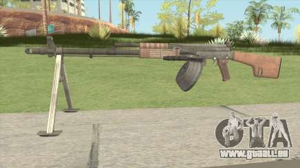 COD: Black Ops RPK Drum für GTA San Andreas