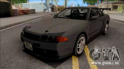 Skyline R32 GT-R Initial D Fifth Stage Hojo pour GTA San Andreas