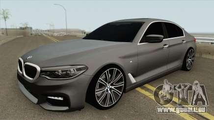 BMW M5 G30 für GTA San Andreas