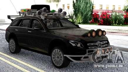 Mercedes-Benz E 350D pour GTA San Andreas