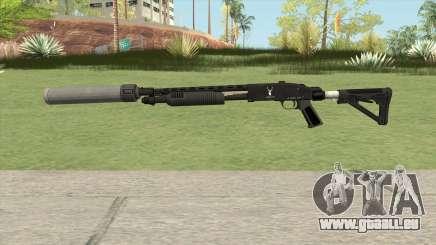 Shrewsbury Pump Shotgun GTA V V3 für GTA San Andreas