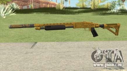 Shrewsbury Pump Shotgun (Luxury Finish) GTA V V5 für GTA San Andreas