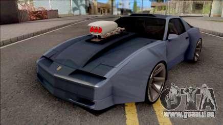Pontiac Trans AM 1987 Coupe für GTA San Andreas