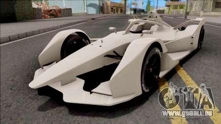 Spark SRT05e 2018 Formula E pour GTA San Andreas