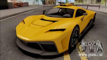 GTA V Benefactor Krieger IVF für GTA San Andreas