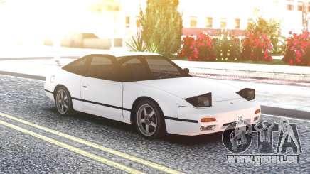 Nissan 240SX Tunable LQ pour GTA San Andreas