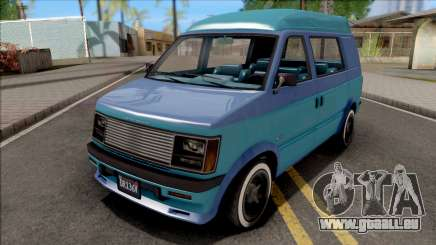 GTA V Declasse Moonbeam pour GTA San Andreas
