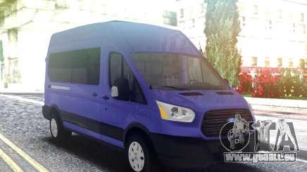 Ford Transit 2020 pour GTA San Andreas