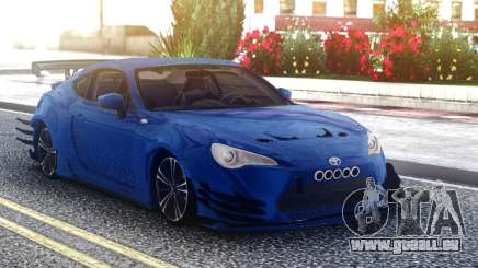 Toyota GT 86 Sport Tuning pour GTA San Andreas
